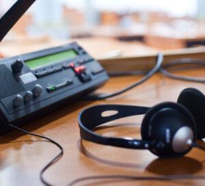 Servicios traduccion audio