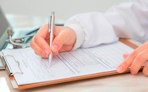 Curso Inglés Medico Tecnico escritura
