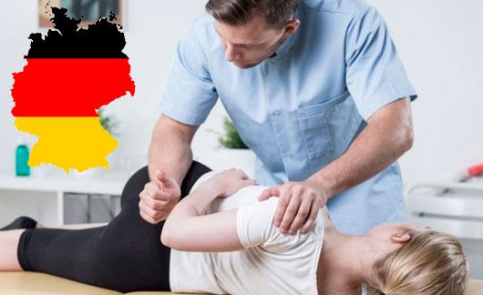 Aprender Aleman para Fisioterapeuta